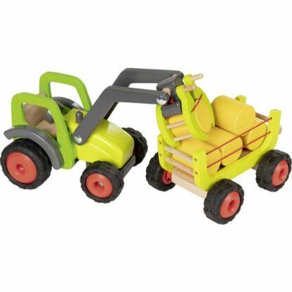 Dřevěné hračky - auto