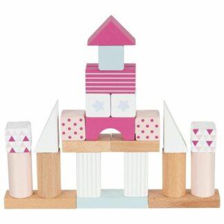 Dřevěné hračky - stavebnice