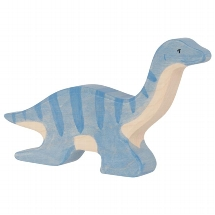 Dřevěné hračky - dinosaurus